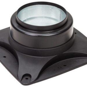 Asennussarja VILPE 250x250 E120S ja ECo110S musta