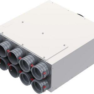 Blue Sky ilmanjakolaatikko 10 lähtöä/ 160 mm 200