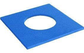 Höyrynsulun läpivientitiiviste 125 mm 5kpl/pkt