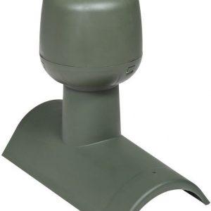 Harjatiilituuletin VILPE vihreä