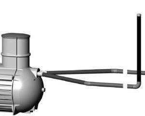 Harmaavesijärjestelmä Wavin-Labko SAKO-2