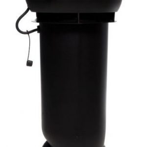 Huippuimuri VILPE E190p Musta