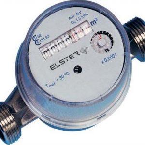 Huoneistokohtainen vesimittari Kaiko-Elster S100 EVZW Qn 2