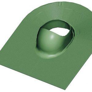 Huopakaton läpivienti VILPE Vihreä
