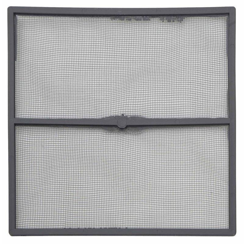 Hyönteisverkko VILPE säleikkö 240x240 harmaa