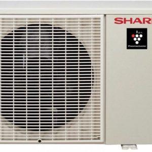 Ilmalämpöpumppu Sharp AE-Z40PR ulkoyksikkö