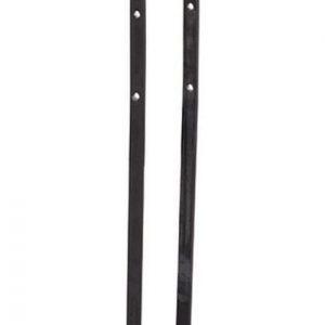 Jalusta (pari) jakotukin pidikkeille Uponor-lattialämmitys