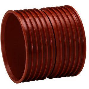 Kaksoismuhvi 200 mm SN8