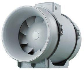 Kanavapuhallin Airsec TTPa 125 mm