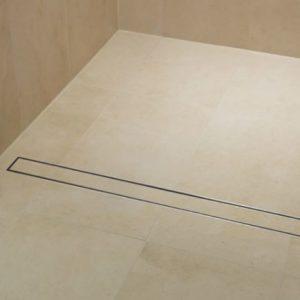 Kokonaispaketti Purus Design Linja 800 Tile Insert matala 50 mm