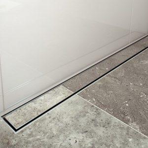 Kokonaispaketti Purus Design Linja 900 Tile Insert matala 50 mm