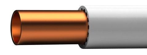 Kupariputki Cupori 141 (Fincu) 15x13 mm 50 m