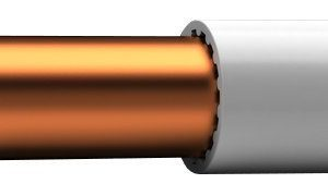 Kupariputki Cupori 141 (Fincu) 18x16 mm 25 m
