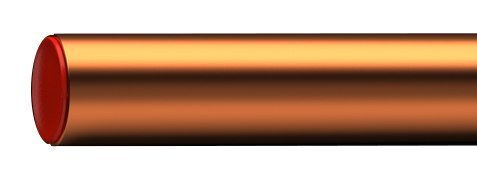 Kupariputki Cupori 210 Ref (Frigo) 54x50 mm 5 m