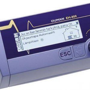 Lämmönsäädin Ouman EH-800 omakotitaloihin
