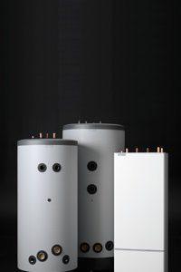 Lämminvesivaraaja Nibe VPA 300/200