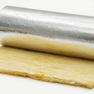 Lasivillamatto CLIMCOVER Roll CR2 Alu2 100 mm 4