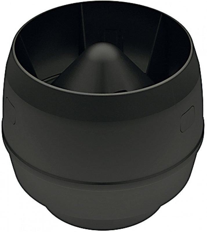 MX-tuuletusputken hattu eri värivaihtoehtoja