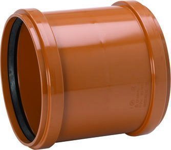 Maaviemärin pistoyhde PVC 200 mm