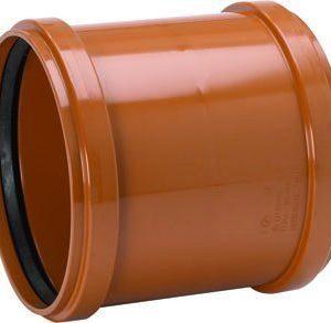 Maaviemärin pistoyhde PVC 315 mm
