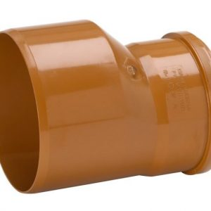 Maaviemärin supistusyhde PVC 400-315 mm