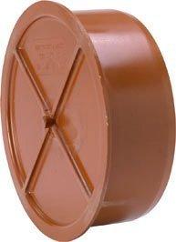 Maaviemärin tulppa PVC 315 mm