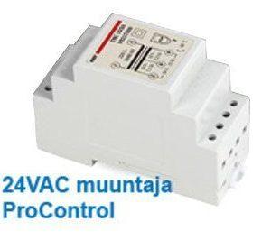Muuntaja ProControl M230 24VAC