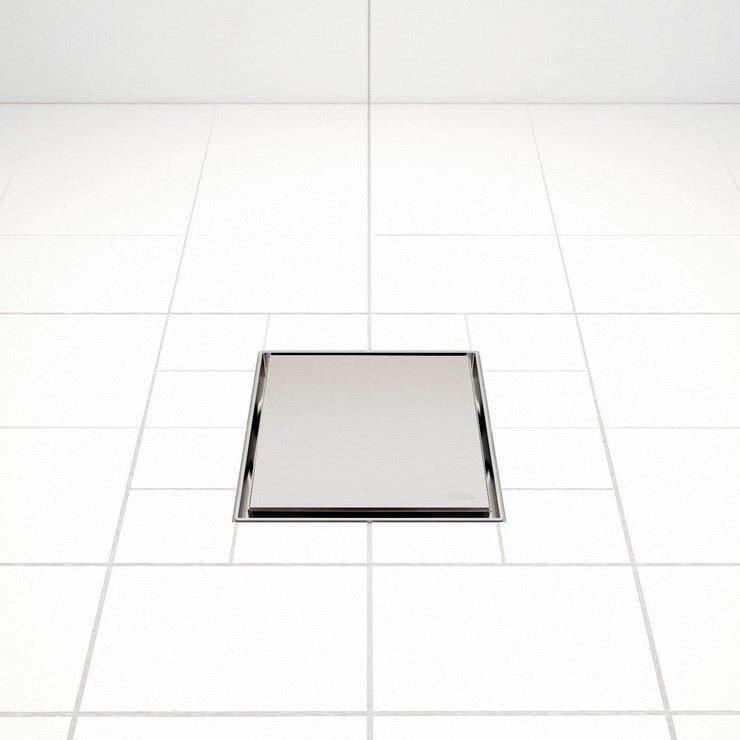 Neliökansi Purus Design Platinum 150 mm