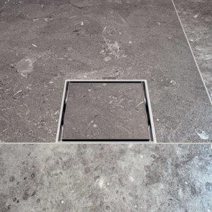 Neliökansi Purus Design Tile Insert 130 mm