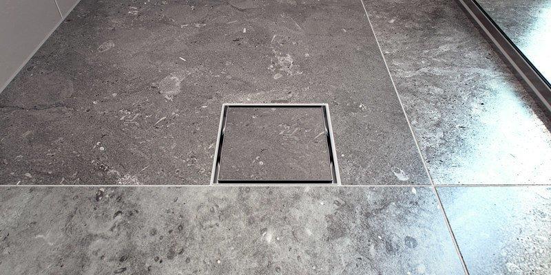 Neliökansi Purus Design Tile Insert 150 mm RST