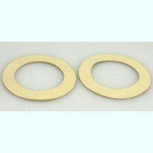 Opal 45x36mm Kumirengastiiviste 2 Kpl