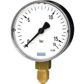 Painemittari Wika 111.10 63 mm 0-4