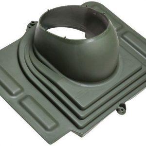 Pelti-läpivienti VILPE vihreä