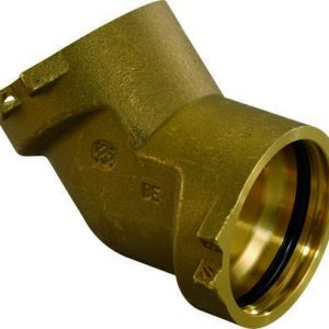 Peruskulma Uponor RS2 45° DR