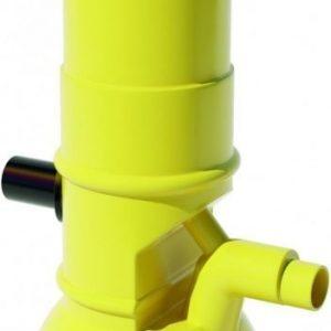 Perusvesikaivopaketti PVK 500/ 315 25 tn muovikannella