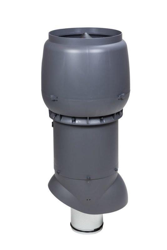 Poistoputki XL 160P/ER/700 eristetty harmaa VILPE