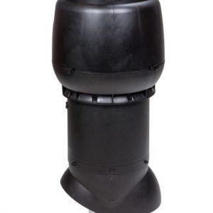 Poistoputki XL 160P/ER/700 eristetty musta VILPE