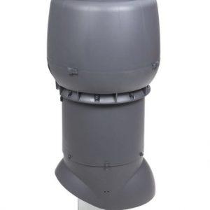 Poistoputki XL 200P/ER/700 eristetty harmaa VILPE