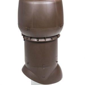 Poistoputki XL 200P/ER/700 eristetty ruskea VILPE
