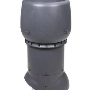Poistoputki XL 250P/ER/700 eristetty harmaa VILPE