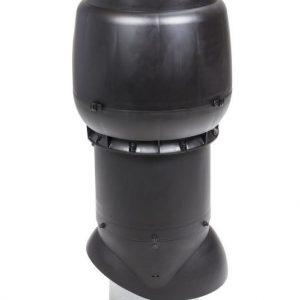 Poistoputki XL 250P/ER/700 eristetty musta VILPE