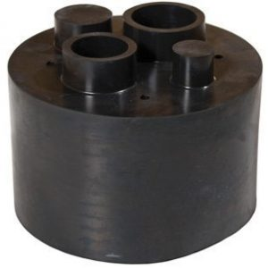 Porakaivohattu Pumppulohja PYKE PKH 125/140 mm