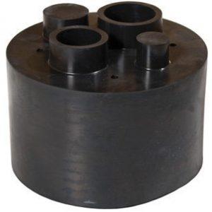 Porakaivohattu Pumppulohja PYKE PKH 169/195 mm