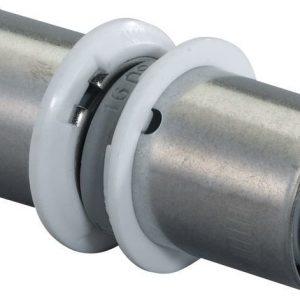 Puristusliitin Uponor suora PPSU 20x16 mm