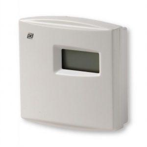 RH-kosteuslähetin näytöllä Enervent KLH 100-N