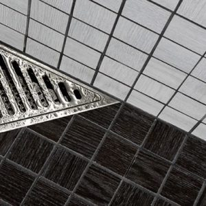 Ritilä Column 2602 kulma 200 mm Unidrain