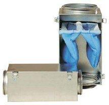 Suodatinlaatikot ja suotimet Nilan VPL25-laitteisiin