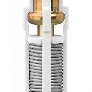 Termostaattikasetti Pax-venttiiliin