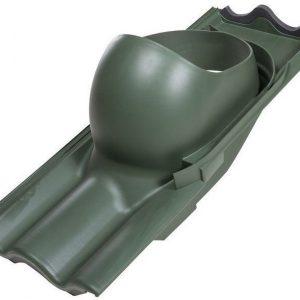 Tiililäpivientisarja VILPE XL vihreä
