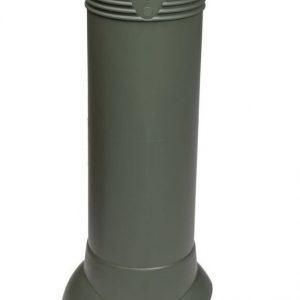 Tuuletusputki VILPE Ø110P/ER/500 eristetty vihreä